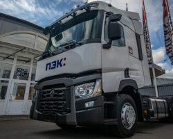 «Renault Trucks»: в Подмосковье прошла отгрузка юбилейного грузовика