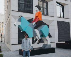 В «Balchug Residence» приходит Public-art
