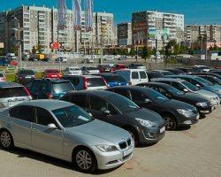 Продажи на сентябрьском вторичном рынке авто в Москве  показали «минус»