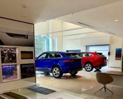 «Jaguar Land Rover»: открыт новый ДЦ на севере столицы