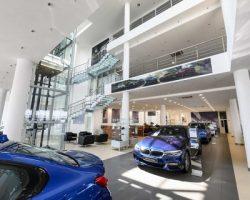 «BMW»: на юге столицы заработал новый ДЦ