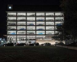 В Москве открыт ДЦ «BMW» с эффектной витриной