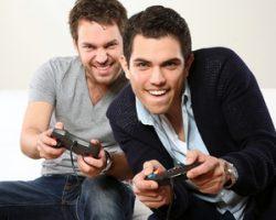 Несколько причин, почему мужчины любят играть в компьютерные игры