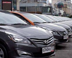 Легковые авто: составлен рейтинг предпочтений москвичей