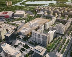 Бизнес-парк: «Ви Холдинг» получил крупнейшее финансирование