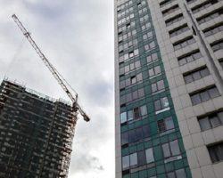 В Москве выросла стоимость строящегося жилья
