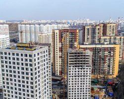 В ТиНАО построено более миллиона «квадратов» жилой недвижимости