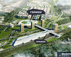 В Одинцово введен в эксплуатацию БЦ «Орбион»