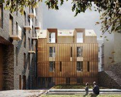 Здание позапрошлого века в центре столицы превратят в жилье