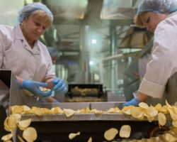 Производитель чипсов увеличит мощности в Подмосковье