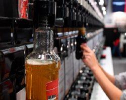 В столице начали по-новому продавать пиво