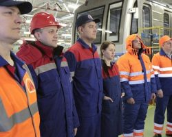 «Заспорт» обеспечит спецодеждой сотрудников метрополитена