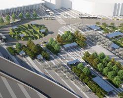 К услугам москвичей построят новый ландшафтный парк