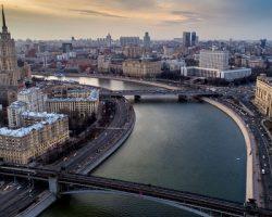 Набережные Москвы-реки: будет благоустроено 20 участков