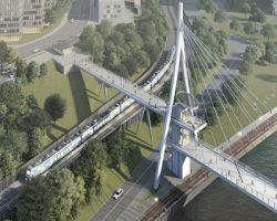 В столице появится новый мост через Москву-реку