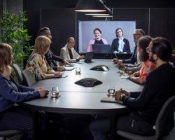 Конференц-системы: комфортное и качественное общение