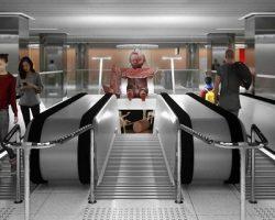 На станции Люблинско-Дмитровской линии появятся авторские скульптуры