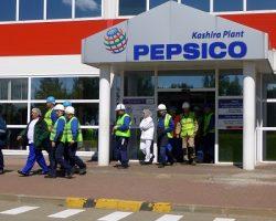 На подмосковном заводе «PepsiCo» открыта новая производственная линия