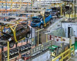 Столичный завод «Renault» ушел на зимние каникулы