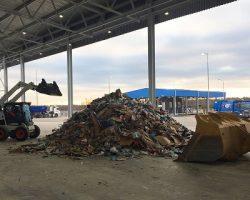 На подмосковном заводе переработают почти 500 тысяч отходов в год
