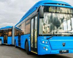 «КАМАЗ» и «ГАЗ» поставят столице более 800 автобусов