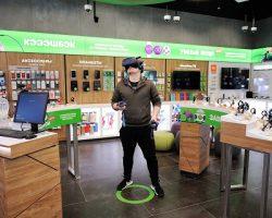 «МегаФон» открыл в столице первый магазин «Experience store»