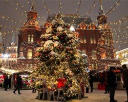 «Путешествие в Рождество»: москвичам предложена уникальная продукция