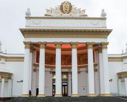 Юные москвичи  получат паспорта по Дворце на ВДНХ