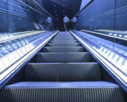 Будет построен самый длинный эскалатор