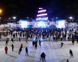 На катке в Парке Горького будут проходить выступления молодых российских музыкантов
