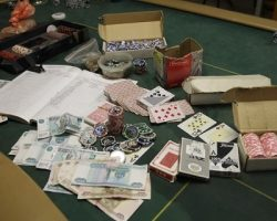 В МО успешно пресечена деятельность подпольного казино