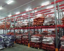 Аренда складских помещений для овощей и фруктов