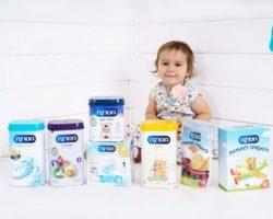Молочные смеси для детей Materna