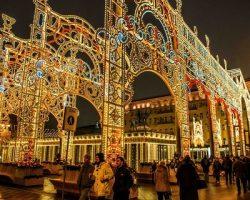 Центральная площадка «Путешествия в Рождество» приняла 6 миллионов гостей