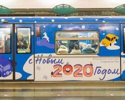 «Новогодние поезда»: подсчитано количество перевезенных пассажиров