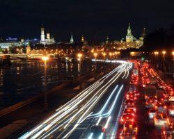 Москвичи «разлюбили» личные автомобили