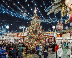 Московское «Путешествие в Рождество» вошло в ТОР европейских  ярмарок