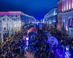 «Путешествие в Рождество»: фестиваль посетило уже почти 15 миллионов человек