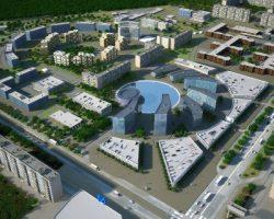 Концерн «Крост» построил технопарк в САО
