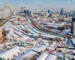 На юго-западе Москвы может появиться крупный ЖК