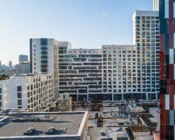 В Пресненском районе введена в эксплуатацию жилая недвижимость