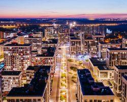 В ТиНАО построено 1.5 миллиона «квадратов» жилья