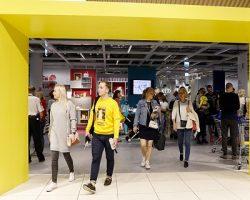 Бренд «IKEA» запустит в российской столице третий магазин городского формата