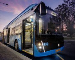 «Группа ГАЗ» осуществит следующую поставку электробусов в столицу