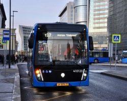 «КАМАЗ» поставит в столицу еще 200 электробусов
