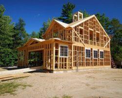 Каркасные дома: преимущества и особенности технологии монтажа