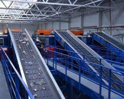 В Подмосковье на производственную переработку отправлен почти 1 миллион тонн отходов