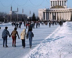 День зимних видов спорта: «ВДНХ» ждет гостей в выходные дни