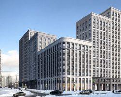 Известен план бизнес-проекта застройки на Мичуринском проспекте