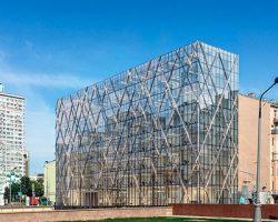 В столице уже начата реконструкция Дома связи